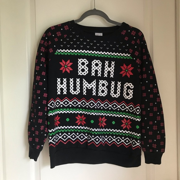 Freeze Tops - NWOT Ugly Cute Christmas Pullover